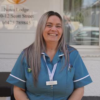Jillian Easson - Nurse at Nova Recovery Scotland